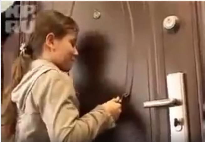 jak otevřít dievcatko bezp dveře