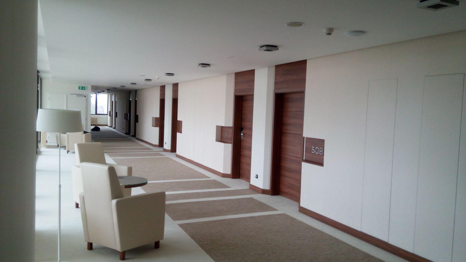 poziarne dvere hotel esplanade