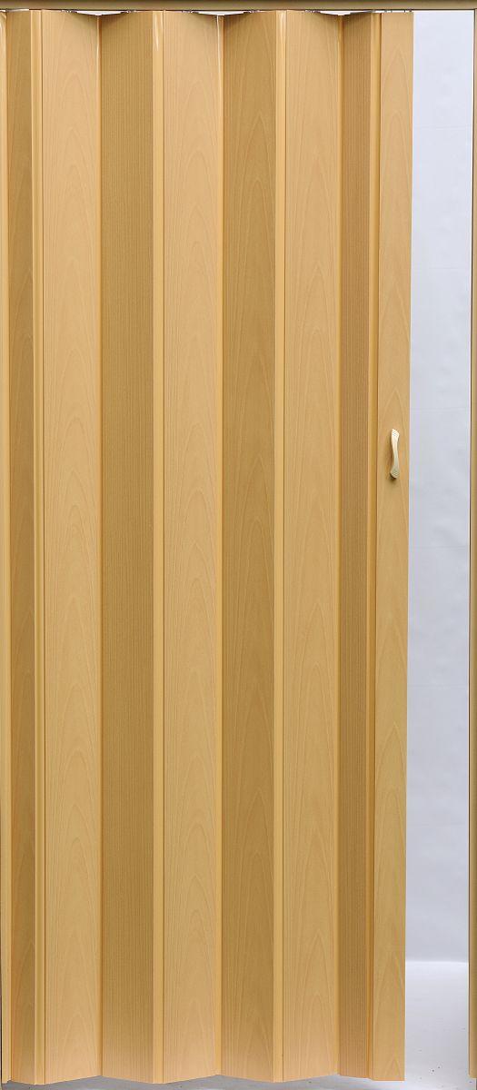 Lamelové shrnovací dveře