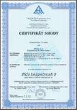 Bezpečnostné kovanie R101-PZ-F1
