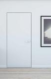 Skrytá zárubňa a dvere v RAL9003