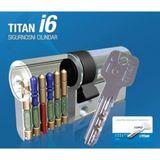 Bezpečnostná vložka Titan i6 30x35