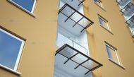 Prestrešenie balkónov 100cmx57cm