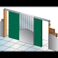 Stavebné púzdro Unitrex duo 2x600mm