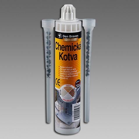 Chemická kotva 280 ml so styrénom POLYESTER