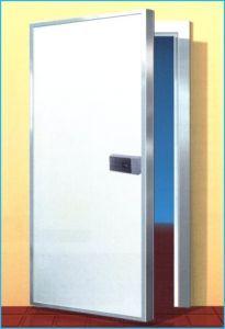 Chladiarenské dvere 800x2000x60