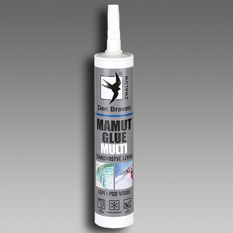 Den Braven MAMUT Glue MULTI 290 ml