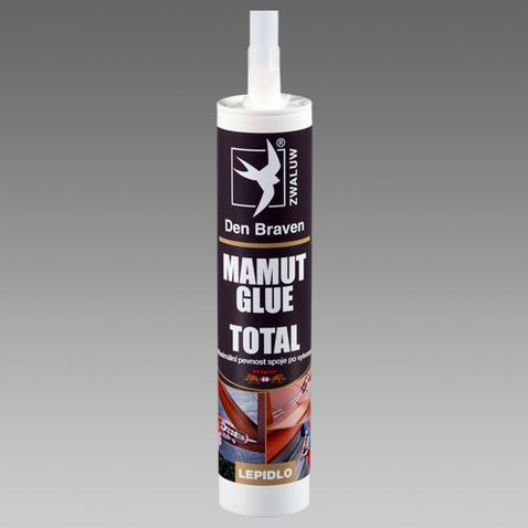 Den Braven MAMUT Glue TOTAL 290 ml biely