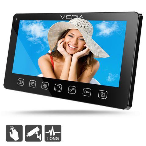 LCD monitor videotelefónu VERIA 7070C čierny
