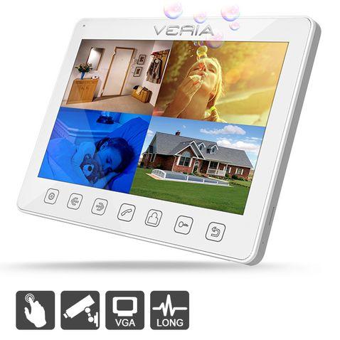 LCD monitor videotelefónu VERIA 7090B biely