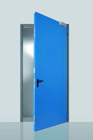 Oceľové exteriérové dvere Prog-T + zárubňa