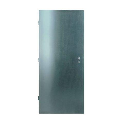 Plechové dvere neizolované ZK