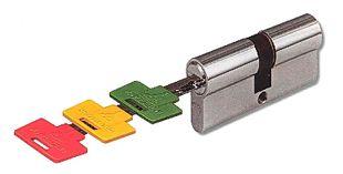Semafor úprava vložiek Mul T Lock 3V1