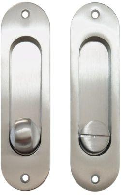 Zámok WC posuvné dvere uzamykateľný