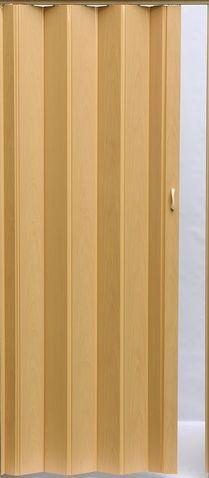 Zhrňovacie dvere lamelové dekor